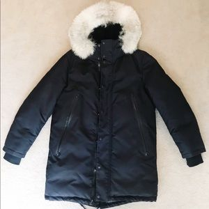 Mackage +Saks 5th Ave limited edition Winter Parka